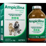 Ampicilina Oral 50 mL - Vetnil
