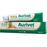 Aurivet 13 Gr Solução Otologica – Vetnil