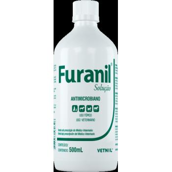 Furanil Solução 500 mL - Vetnil
