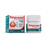 Petprazol 20 mg c/ 30 Comprimidos - Vetnil