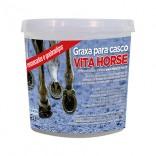 Graxa P/ Casco 1 Kg ( Equivalente A 1000 mL ) - Vita Horse