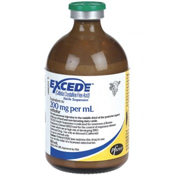 Excede 200 Mg 100 mL - Zoetis