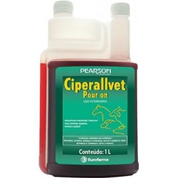 Ciperalvett Pour On 1000 mL - Eurofarma